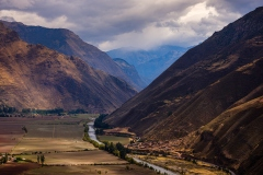 Landscape of the Sacred Valley