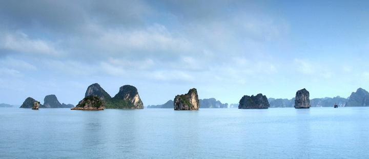 Halong Bay choose
