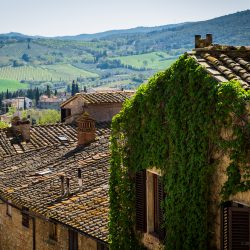 A Tuscan Village Called San Gimignano | Photos