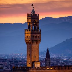 One Photo | Palazzo Il Vecchio in Florence, Italy