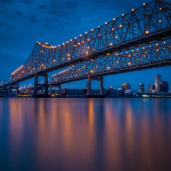 One Photo | Crescent City Connection, New Orleans