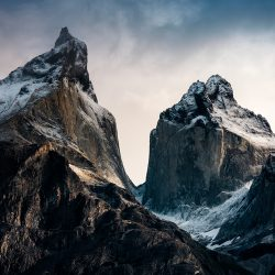 Photographing in Patagonia